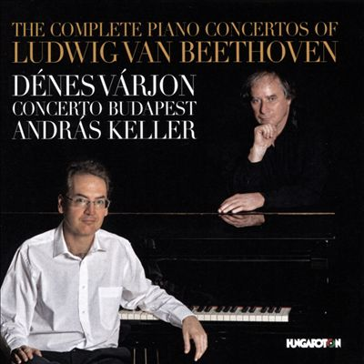 The Complete Piano Concertos of Ludwig van Beethoven
