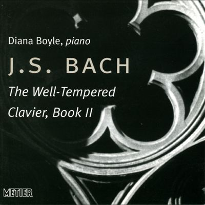 J. S. Bach: The Well-Tembered Clavier, Book II