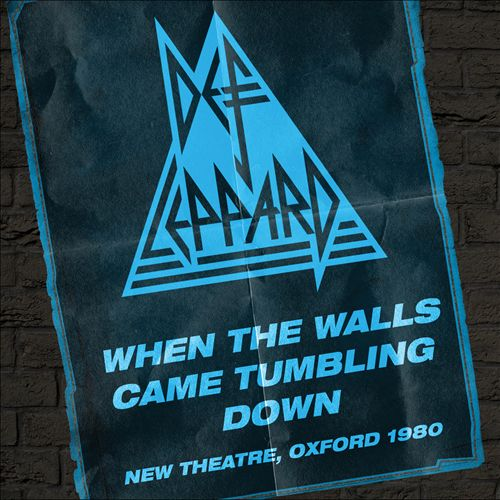 When the Walls Came Tumbling Down [Live in Oxford]