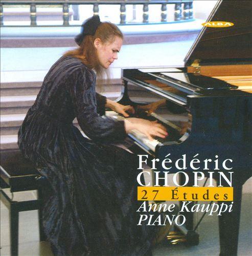 Chopin: 27 Études