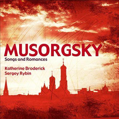 Musorgsky: Songs and Romances
