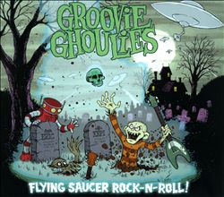 Flying Saucer Rock-N-Roll!: The First Three 7