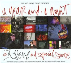 A Year and a Night with G. Love and Special Sauce