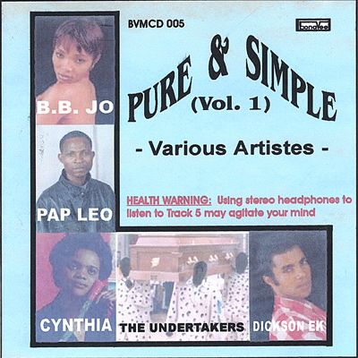 Pure & Simple, Vol. 1