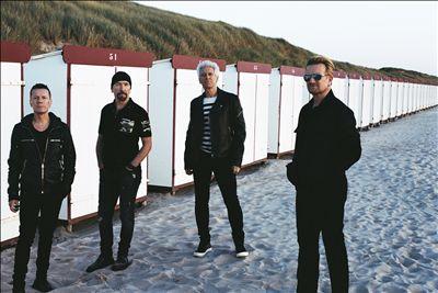 U2 Biography