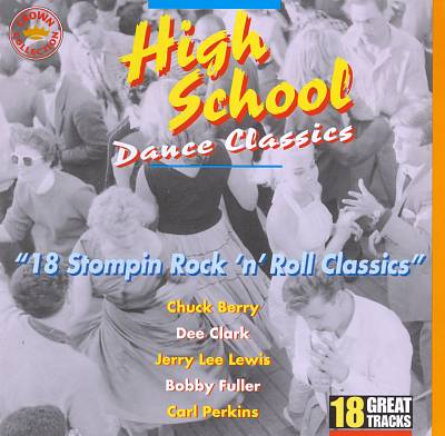 High School Dance Classics [Crown Collection]