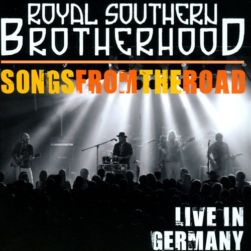 Songs from the Road: Live in Germany