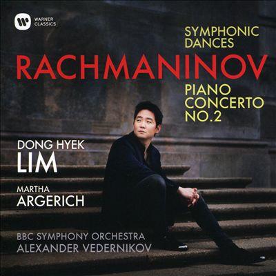 Rachmaninov: Symphonic Dances; Piano Concerto No. 2