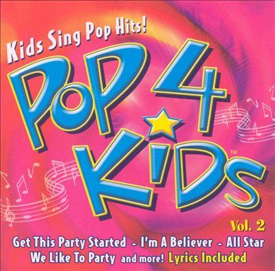 Pop 4 Kids, Vol. 2
