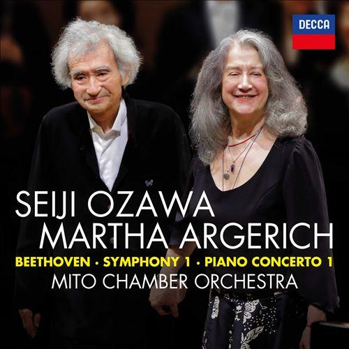 Beethoven: Symphony 1; Piano Concerto 1