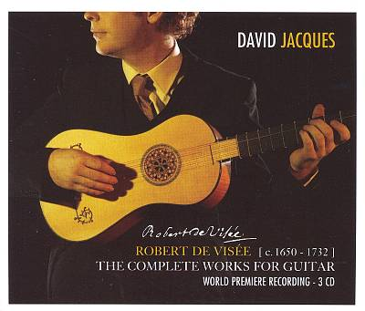 Robert de Visée: The Complete Works for Guitar