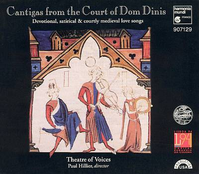Cantigas from the Court of Dom Dinis