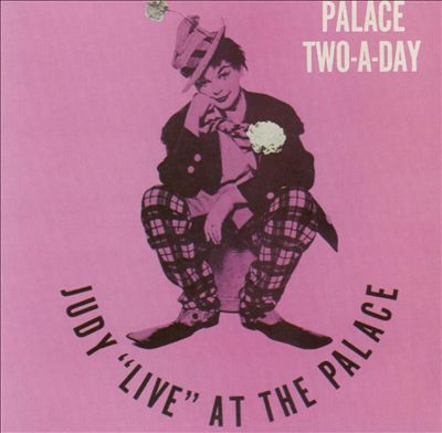 "Judy ""Live"" at the Palace"