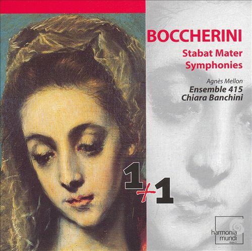 Boccherini: Stabat Mater; Symphonies