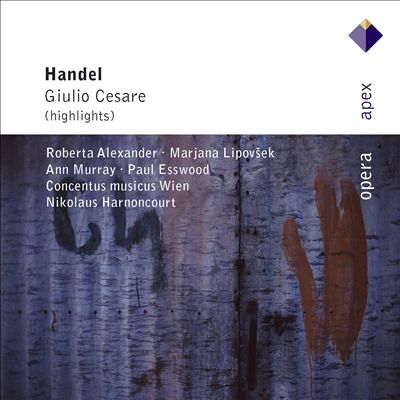Handel: Giulio Cesare [Highlights]