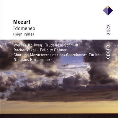Mozart: Idomeneo [Highlights]