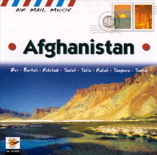 Air Mail Music: Afghanistan