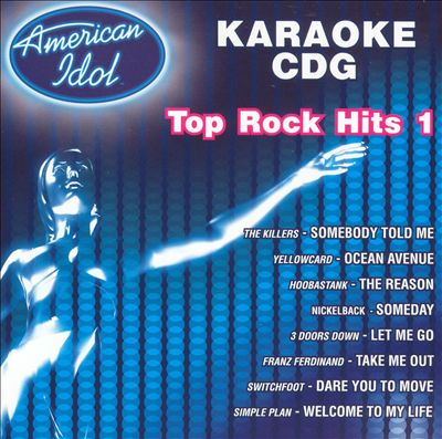 American Idol Top Rock Hits, Vol. 1