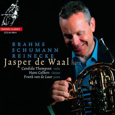 Brahms, Schumann, Reinecke