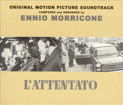 L' Attentato [Original Motion Picture Soundtrack]