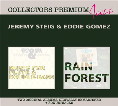 Music for Flute & Double-Bass/Rain Forest