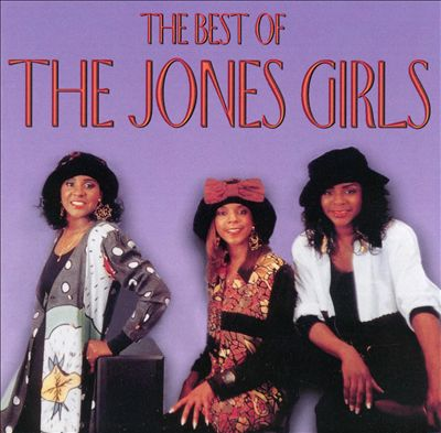 The Best of the Jones Girls