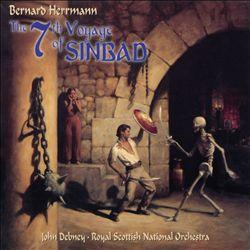 The 7th Voyage of Sinbad [Original Soundtrack]