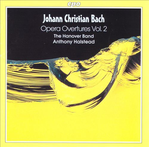 Bach: Opera Overtures Vol. 2