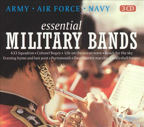 Essential Military Bands [Box Set]