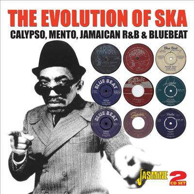 The Evolution of Ska: Calypso, Mento, Jamaican R&B & Bluebeat