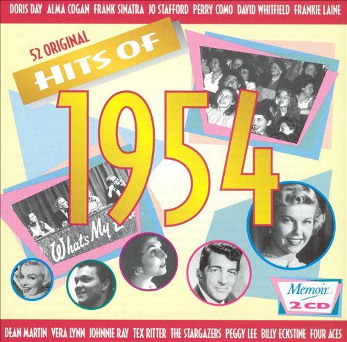 52 Original Hits of 1954