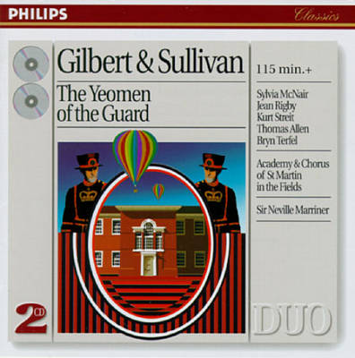 The Gilbert & Sullivan: The Yeoman of the Guard