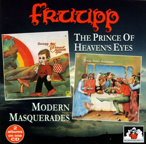 The Prince of Heaven's Eyes/Modern Masquerades