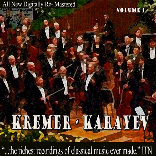 Kremer: Karayev, Vol. 1