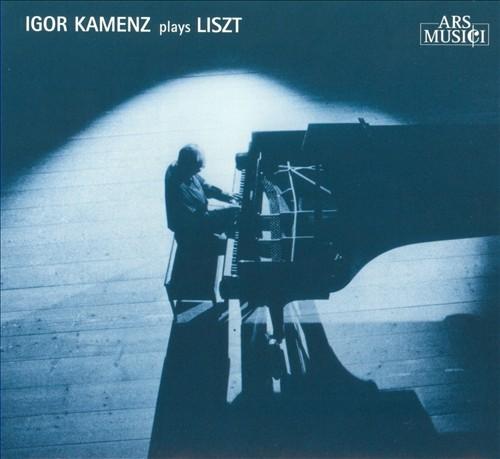 Igor Kamenz Plays Liszt