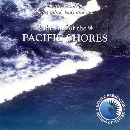 The Surf of the Pacific Shores
