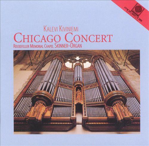 Kalevi Kiviniemi: Chicago Concert