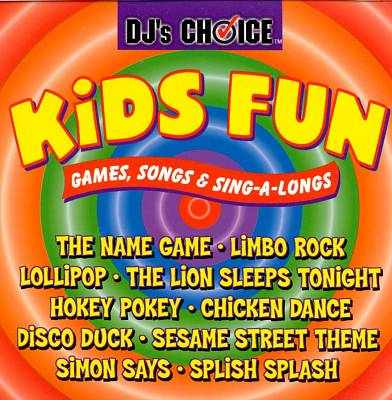 Kids Fun: Games, Songs & Sing-A-Longs