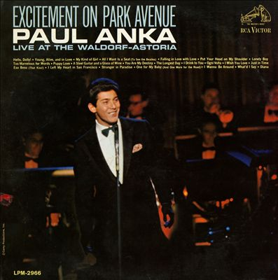 Excitement on Park Avenue: Live at the Waldorf-Astoria