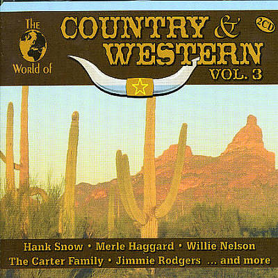 World of Country & Western, Vol. 3