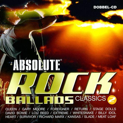 Absolute Rock Ballads Classics, Vol. 2
