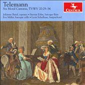 Telemann: Six Moral Cantatas, TVWV 20:29-34