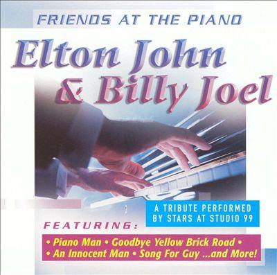 Friends at the Piano: Elton John & Billy Joel