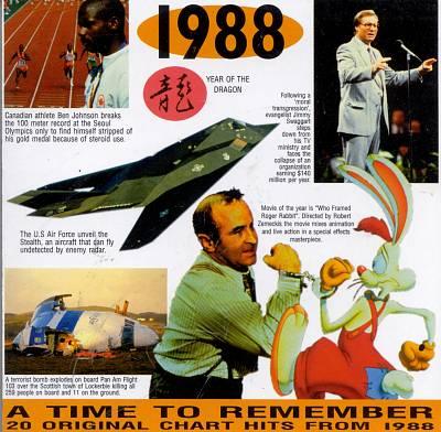 1988: 20 Original Chart Hits