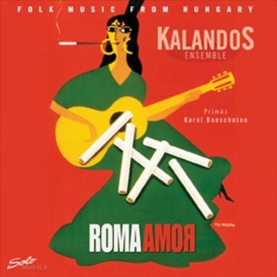Kalandos Ensemble: Folk Music from Hungary