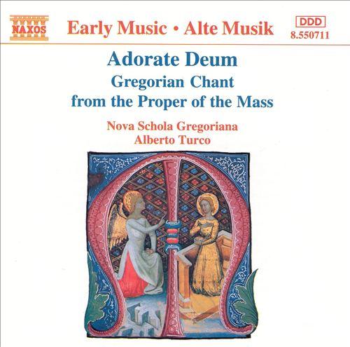 Adorate Deum