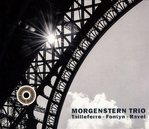 Tailleferre, Fontyn, Ravel