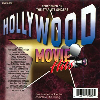Hollywood Movie Hits, Vol. 1