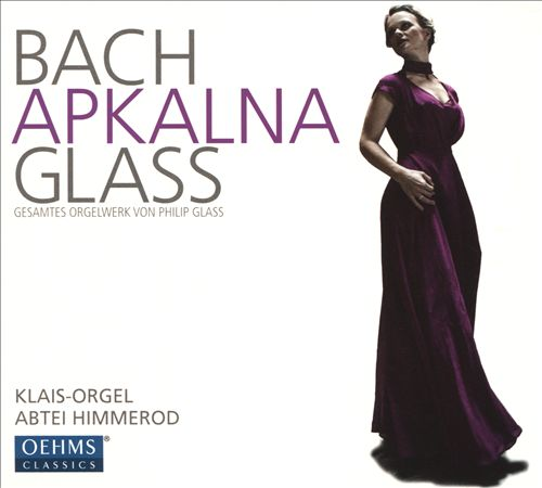 Bach, Glass