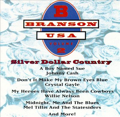 Branson USA, Vol. 2: Silver Dollar Country